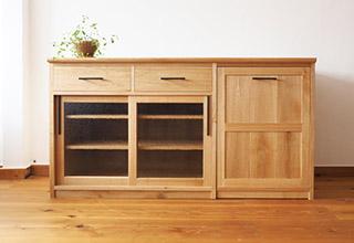 セミオーダー家具