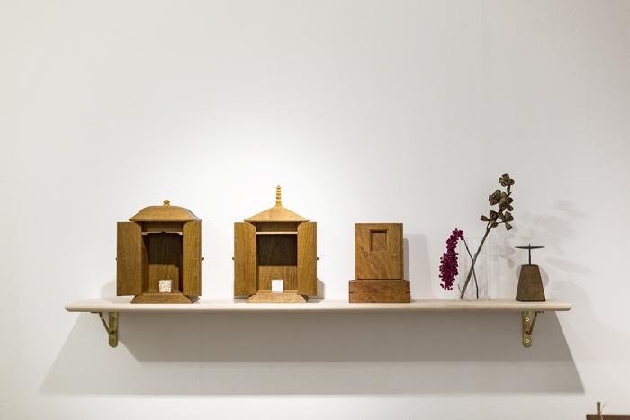 黄檗厨子、祈りの小箱