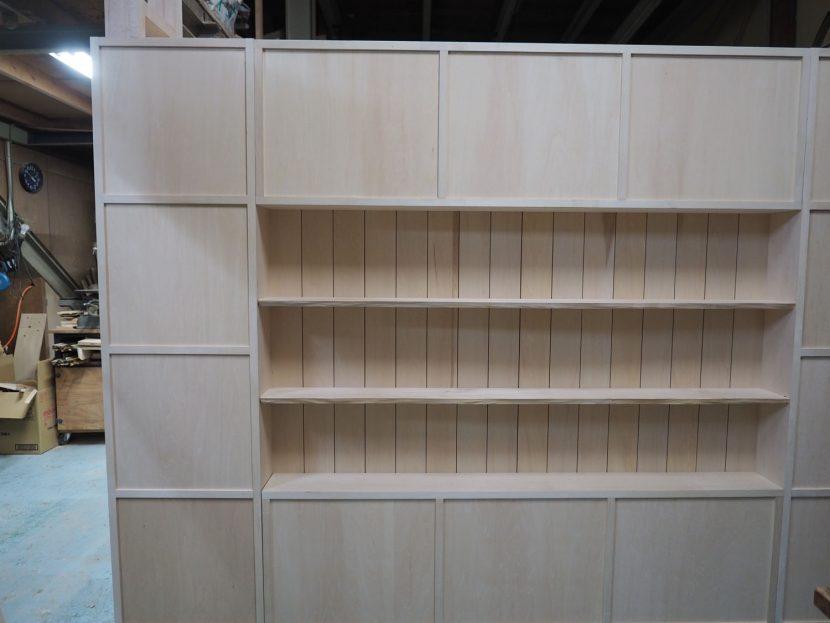 子供部屋仕切り 方法 家具 オーダー家具