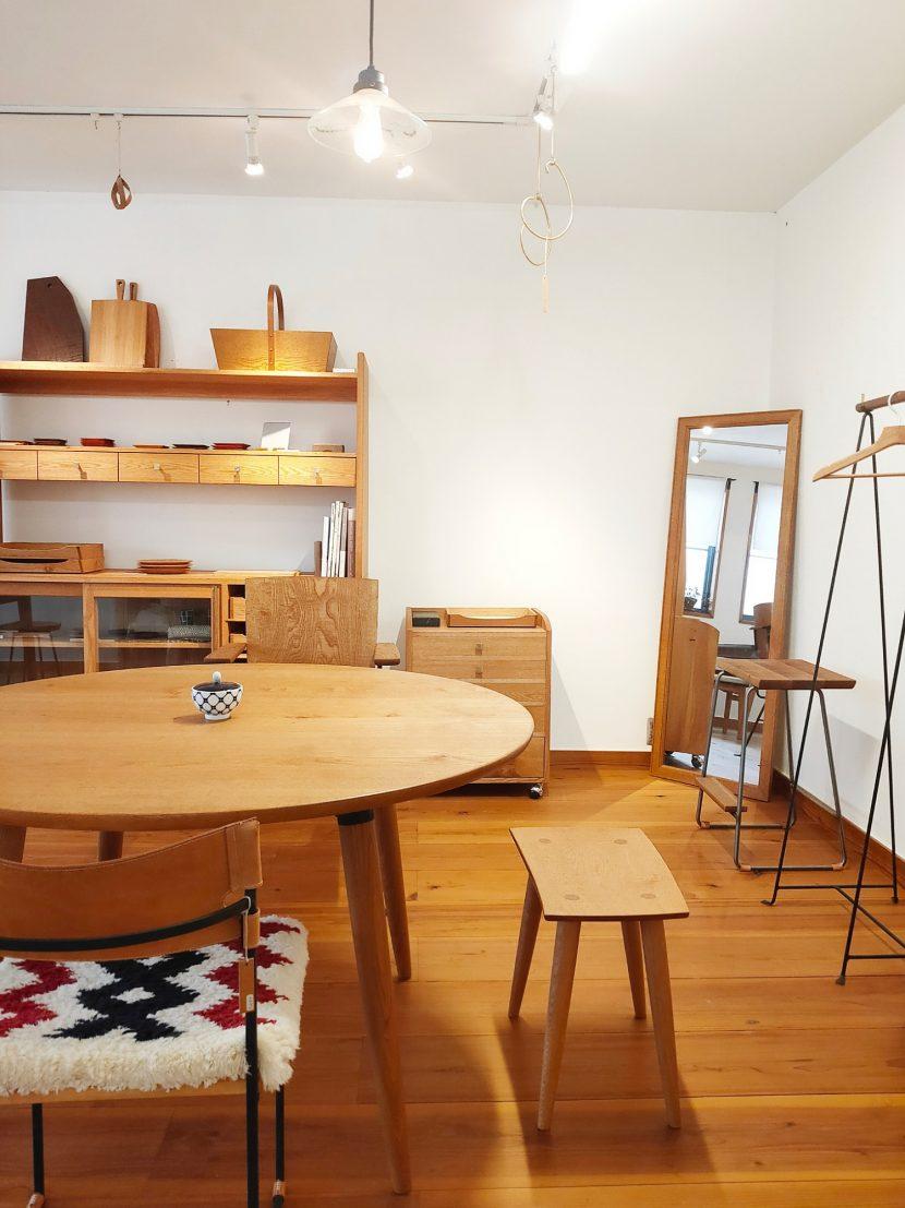 丸テーブル ラウンドテーブル 名古屋 家具