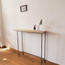 コンソール テーブル 木 家具 オーダーメイド