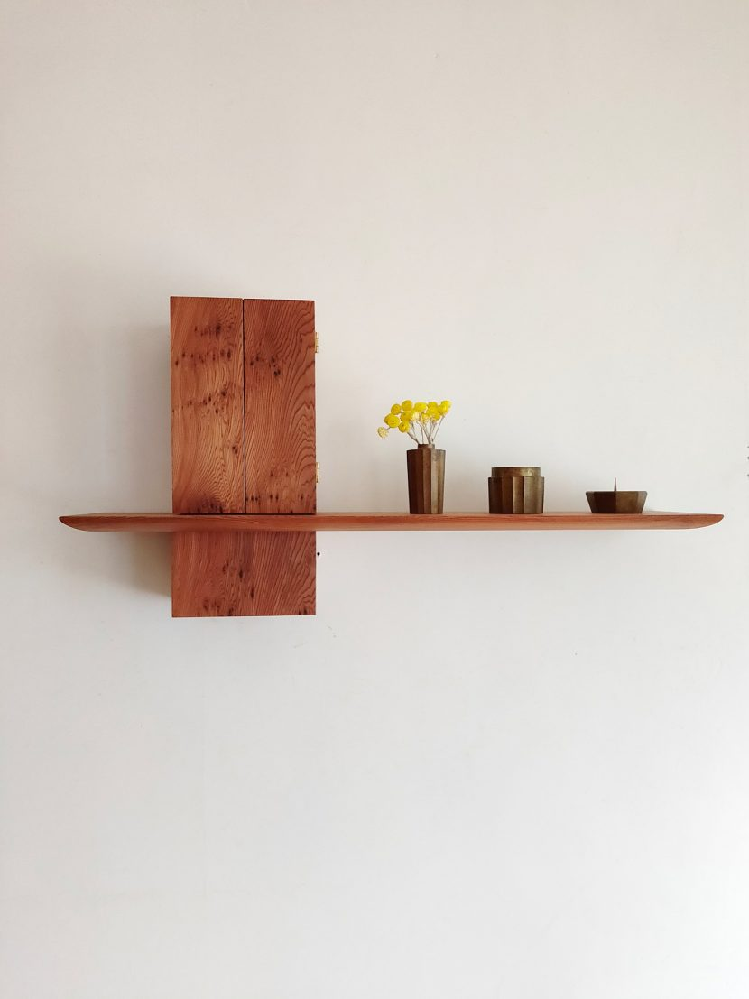 仏壇 厨子 壁掛け 位牌