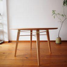 ラウンドテーブル 丸テーブル ダイニングテーブル 真鍮